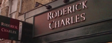Retail Signage Case Study - Roderick Charles London