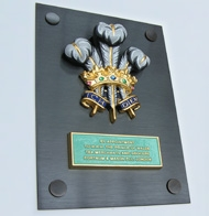 Royal Coats of Arms, Crests and Plaques for Martini, Fortnum & Mason, John Lewis