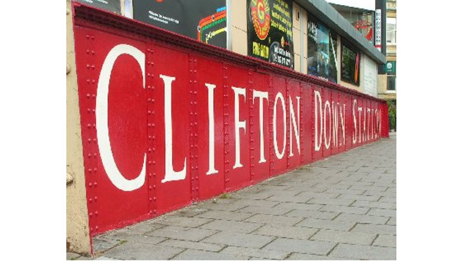 Clifton Down Railway Station, Whiteladies Rd, Bristol