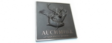 Bronze Plaque, Cast from Hand Modelled Pattern