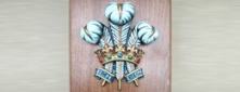 Royal Warrant Coat of Arms for His Royal Highness The Prince of Wales
