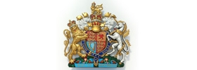 Her Majesty, Queen Elizabeth II Royal Coat of Arms