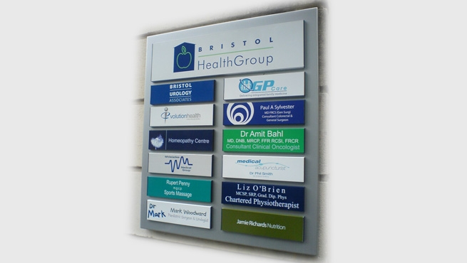 Bristol Health Group Slat Directory