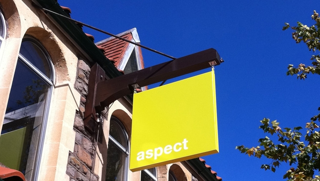 Aspect Projecting Sign, Bristol