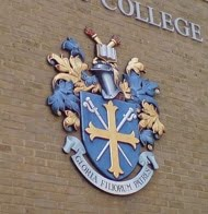 Eltham College coat of arms
