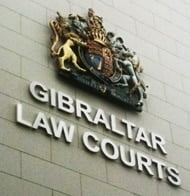 Gibraltar Law Courts coat of arms