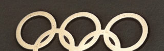 Cast Bronze Signage for 2012 Olympic Games