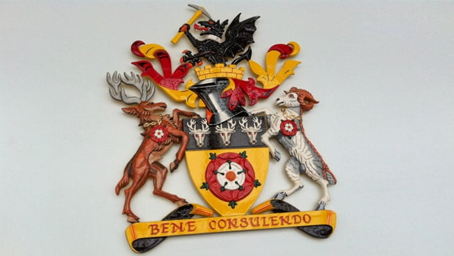 Bespoke Coat of Arms Makers, Wards of Bristol