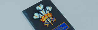 Royal Warrant Coat of Arms for Metro Imaging