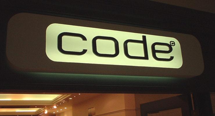 Illuminated Box Signage - Code