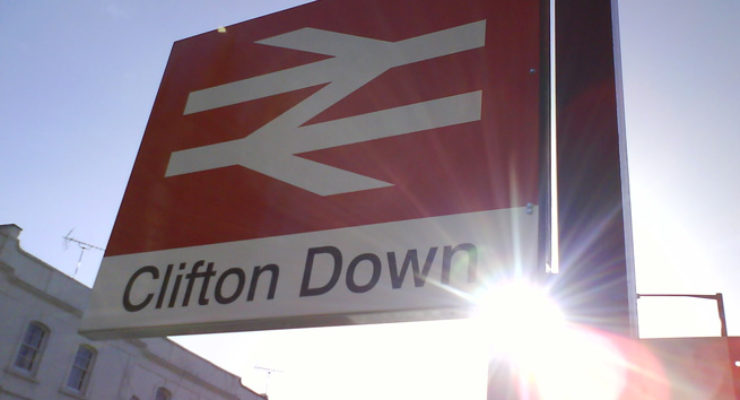 Clifton Down Railway Station, Bristol