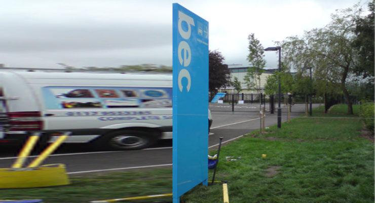 Brislington Enterprise College, Bristol's Bespoke Signage Solution