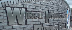 Built up Stainless Steel Lettering