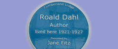 Blue Heritage Plaques