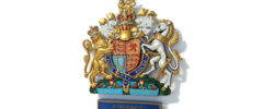 HM The Queen Coat of Arms