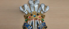 HRH The Prince of Wales Coat of Arms