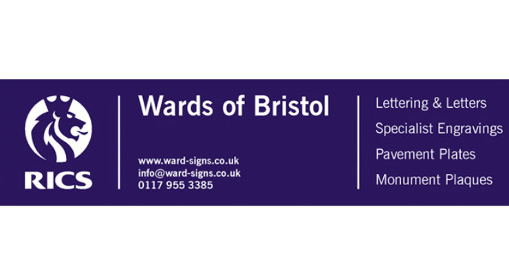 RICS Site Signboards / Siteboards - Siteboards - Wards of