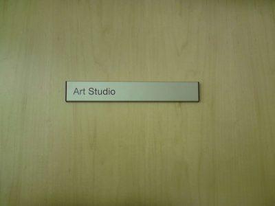 Changeable Door Signs (Slats)