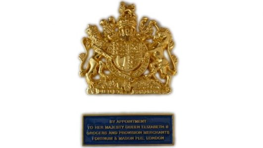 Royal Warrant for HM The Queen