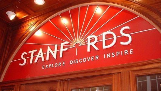 Stanfords, Bristol Sign on Shop Front