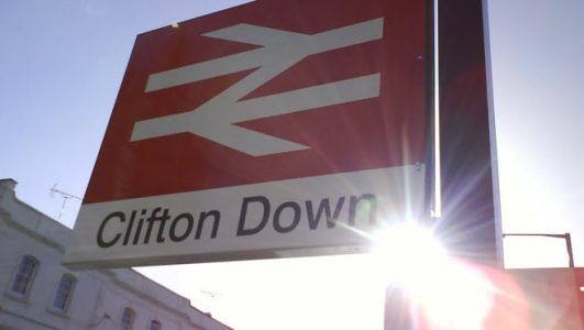 Clifton Down Railway Station, Bristol