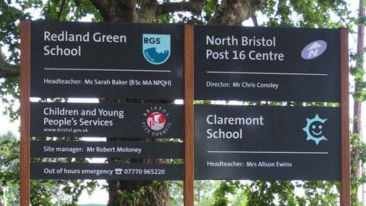 Redland Green School, North Bristol Post 16 Centre, Bristol City Council