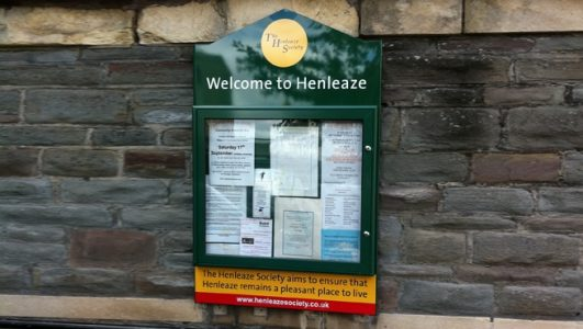 Lockable Cabinet for the Henleaze Society, Bristol