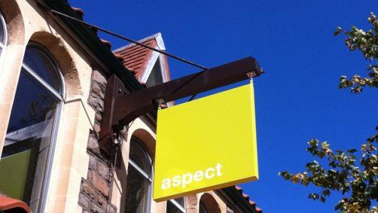 Aspect Projecting Sign, Bristol