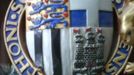 Shield on the Duke of Edinburgh Coat of Arms